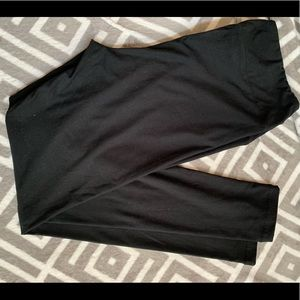 Black LuLaRoe TC leggings new